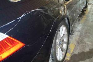 Assicurazione auto atti vandalici